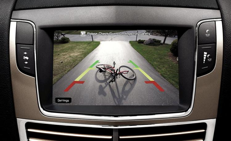 Car Backup Camera https://luview.com/