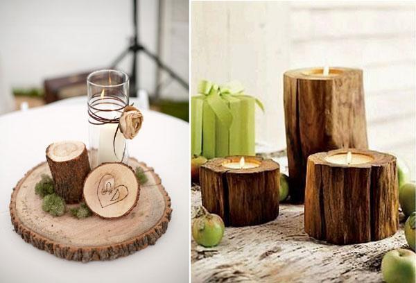 centre de table a faire soi meme bois pearltrees. Black Bedroom Furniture Sets. Home Design Ideas