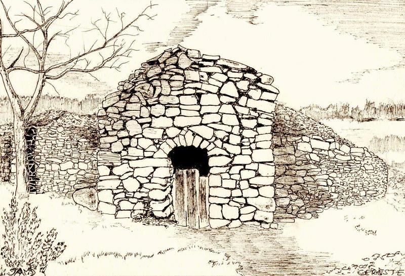 Cereste cabane dessin pearltrees - Dessin cabane ...