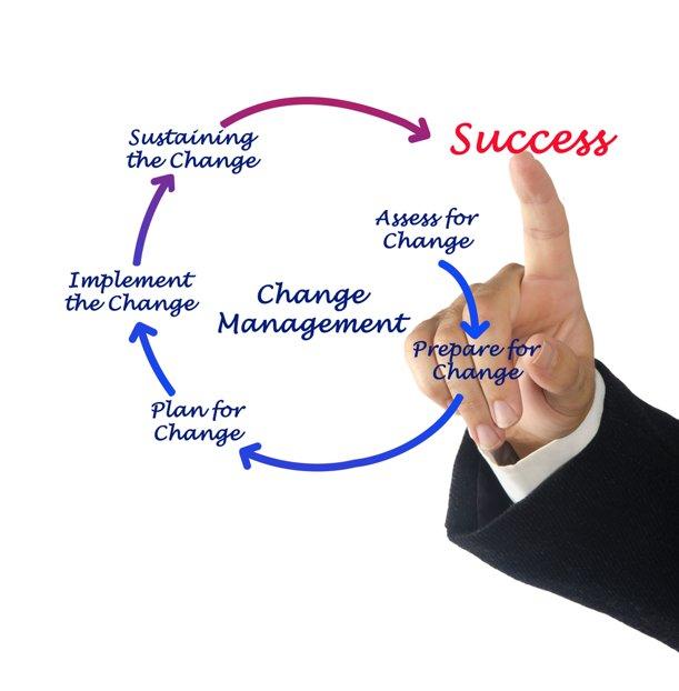 change management 5 essay