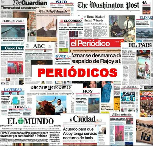 diarios internacionales: