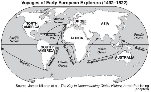 European explorer routes | Pearltrees