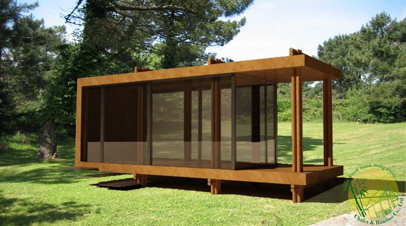house bungalow chalet bamboo pearltrees. Black Bedroom Furniture Sets. Home Design Ideas