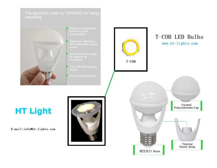 HTlight LED LIghts Bulbs on Quality