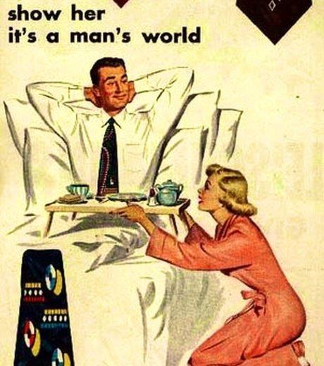 Le sexisme dans la publicit 12 13 pearltrees for Femme au foyer 1960