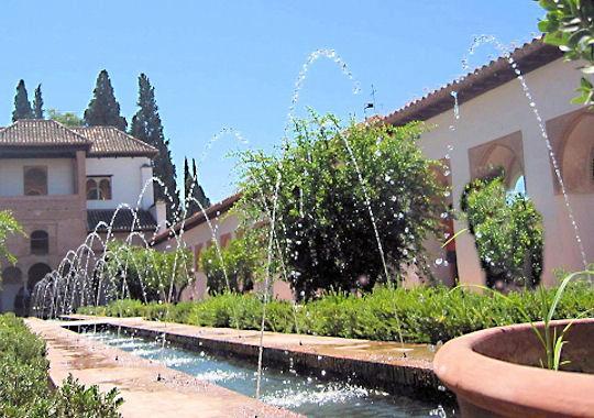Jardins De L Alhambra Pearltrees