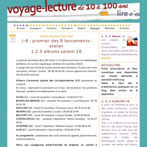 7è voyage-lecture intergénérationnel