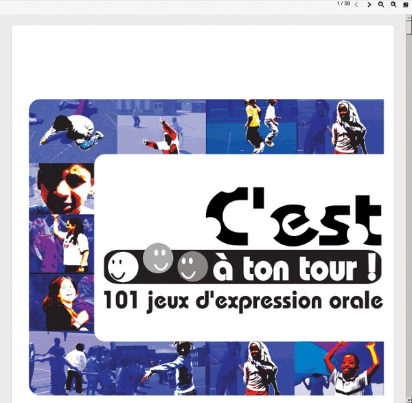 101 jeux d'expression orale.pdf