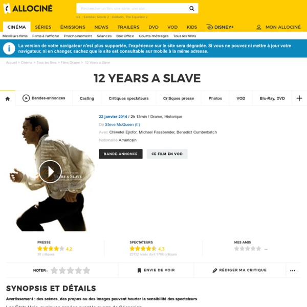 12 Years a Slave - 2013