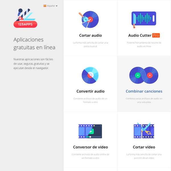 123apps – Free Online Multimedia Software