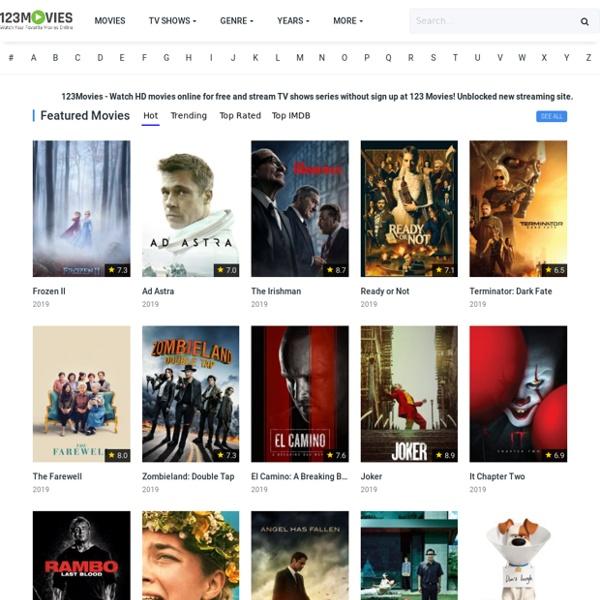 123Movies Unblocked Website - 123 Movies Alternative New Movies Site