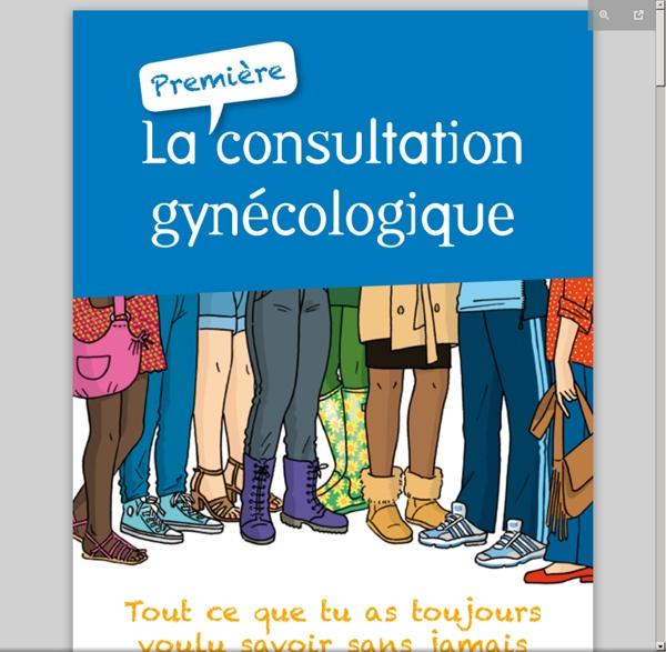 Ma première consultation gynécologique