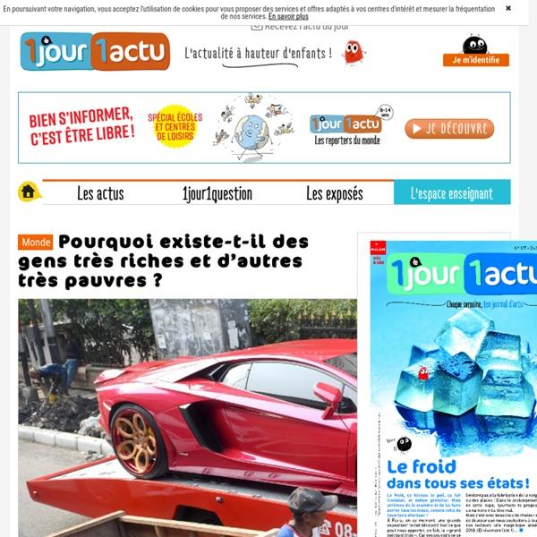 1jour1actu.com - L'actualité à hauteur d'enfants !
