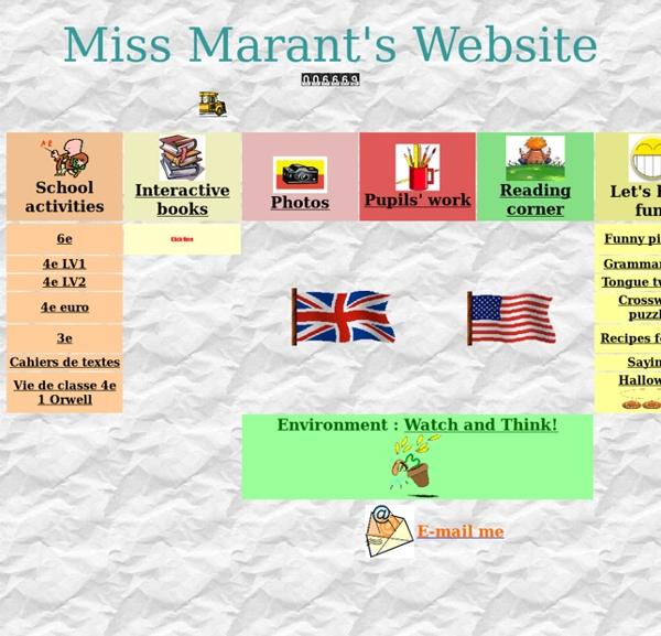 Mrs Marant