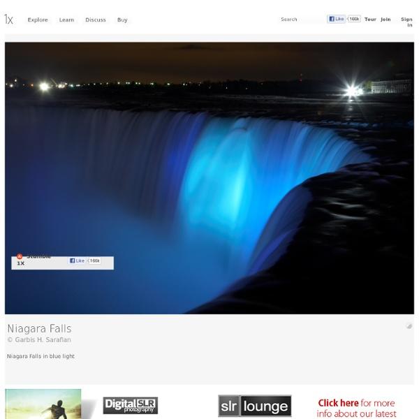 Niagara Falls by Garbis H. Sarafian
