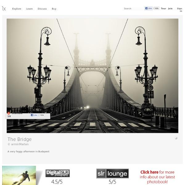 The Bridge by Arman-h