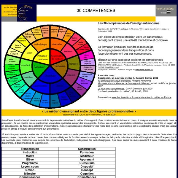 30 COMPETENCES