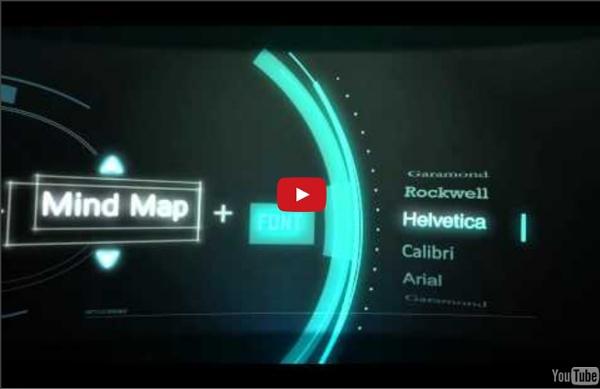 3D Mind Map - Concept 1