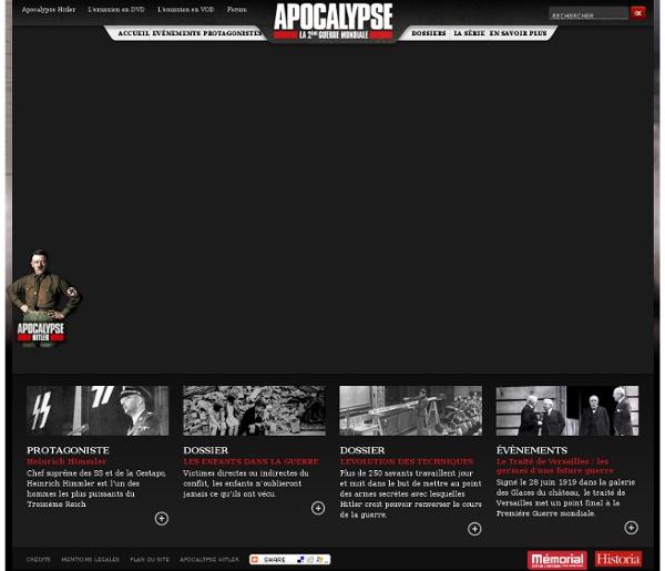 Apocalypse - France 2