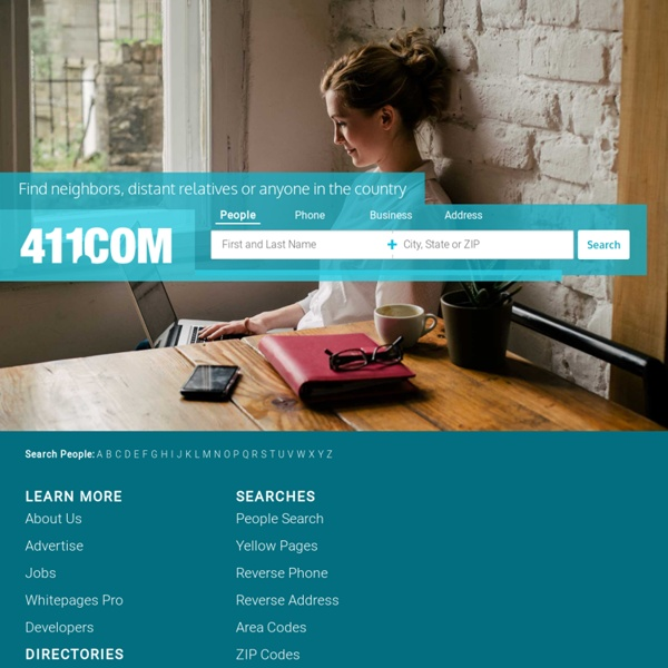 411.com – Official Site