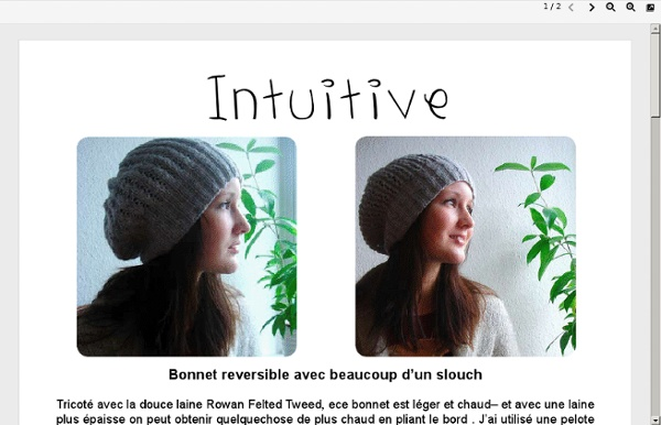Slouch Intuitive