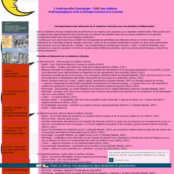 Les 5 éléments de la médecine chinoise
