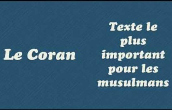 5ème - Les fondements de l'islam