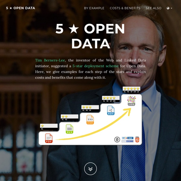 5 star Open Data