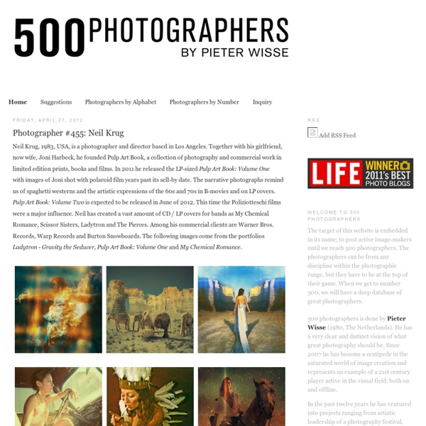 500 Photographers
