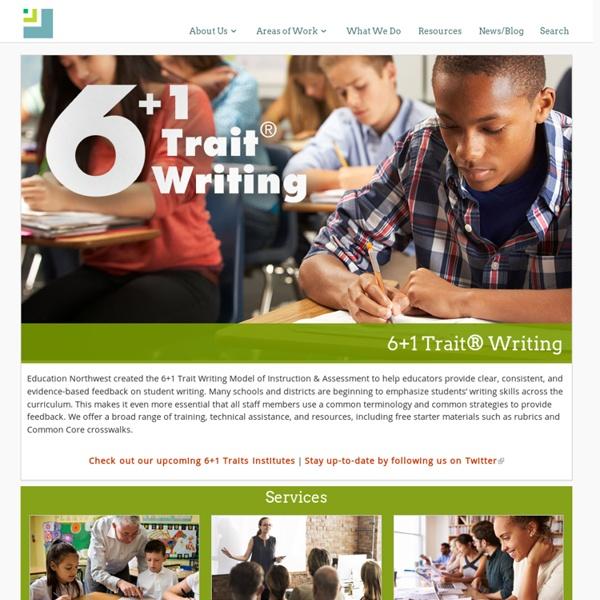6+1 Trait Writing