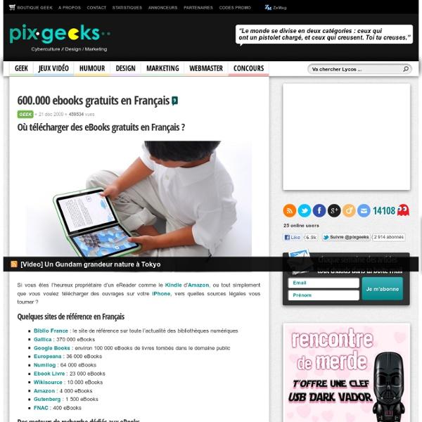 telecharger ebook kobo gratuit