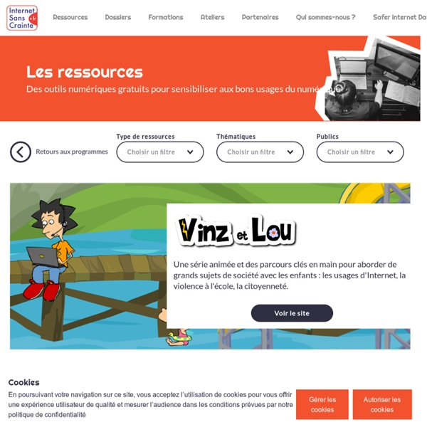 7-12 ans : Outils