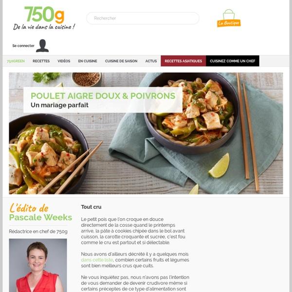 77 000 recettes de cuisine 750 grammes pearltrees for 750grammes com fiche de cuisine