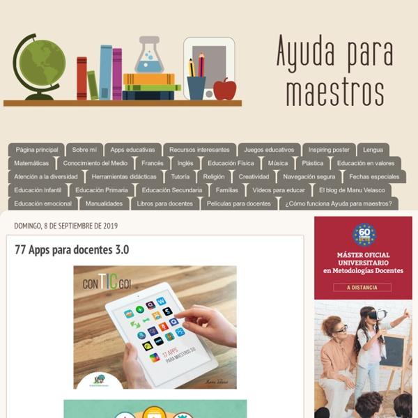 46 Apps para docentes 3.0