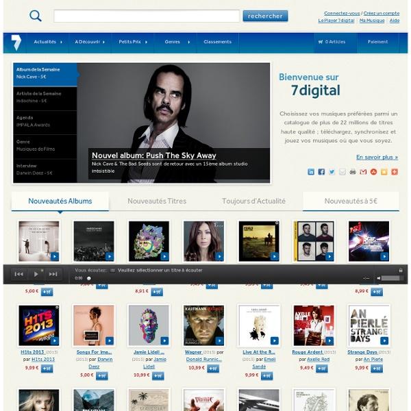 7digital France
