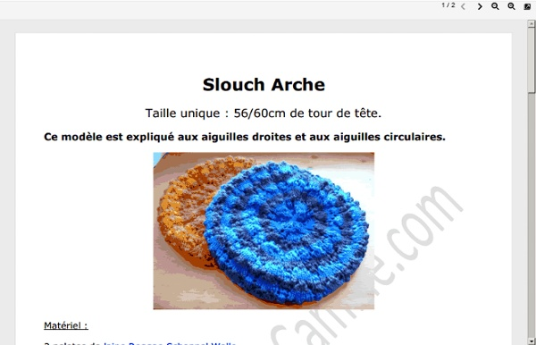 Slouch Arche