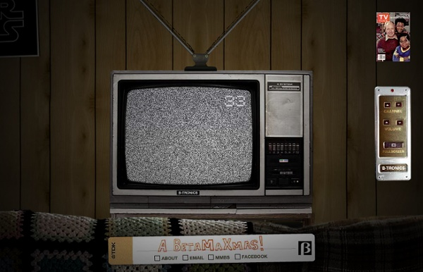 A BeTaMaXMaS - YCDTOTV ep 70 Christmas 1984