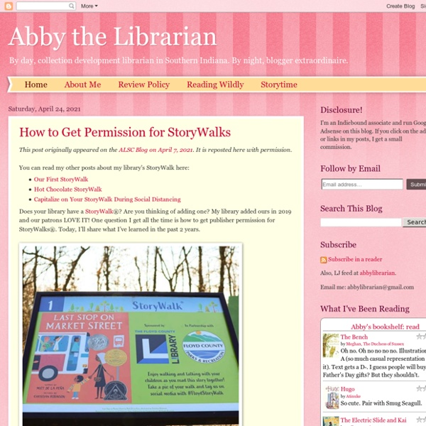 Abby the Librarian