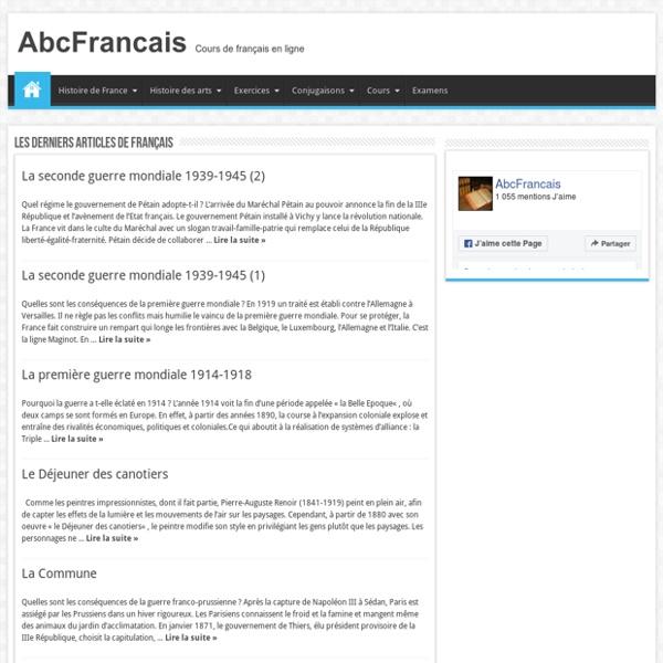 AbcFrancais - Cours de français en ligne