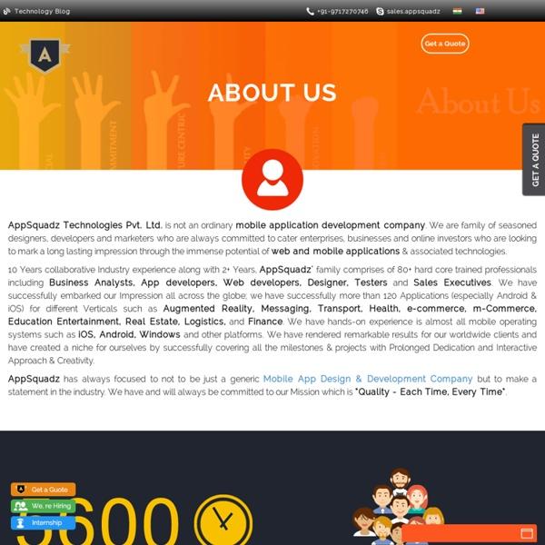 Web App Development Company USA
