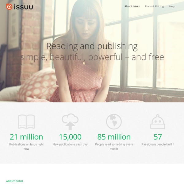 About Issuu