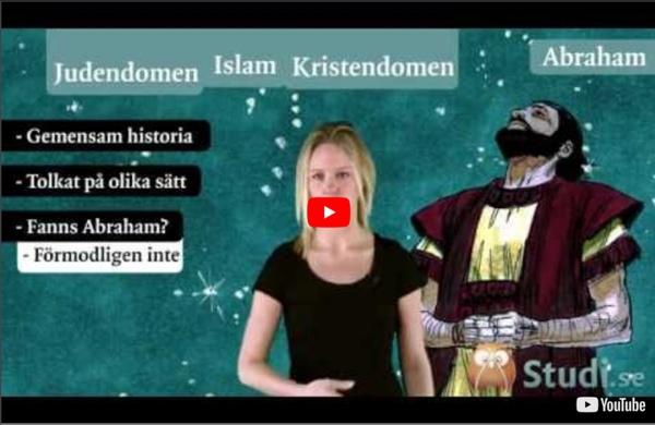 Ducatm added: Abraham anfadern (Religion)