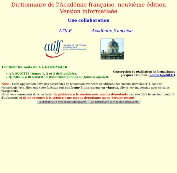 Académie 9