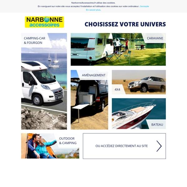 Narbonne accessoires tous accessoires pour caravanes - Narbonne accesorios ...