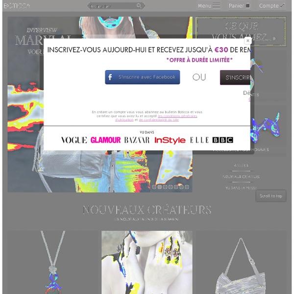 Bijoux Sacs & Accessoires De Mode Uniques