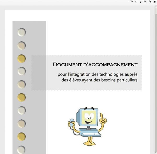 Document d'accompagnement pour l'integration des technologies aupres des eleves ayant des besoins particuliers.pdf