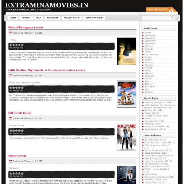Watch Online Films For Free