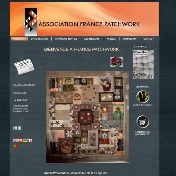France Patchwork