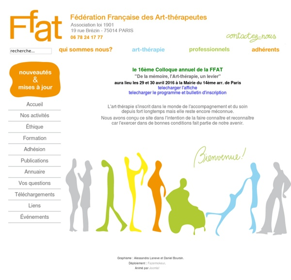 Fédération française des art-thérapeutes