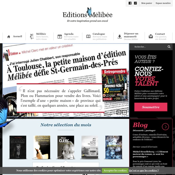 Editions Mélibée
